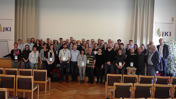 EPPO Workshop at JKI Berlin September 2017