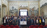 "Auftaktveranstaltung EU-Horizon2020-Projekt ""EcoStock"" (Kick-off meeting EU horizon 2020 project ""EcoStock"") Portici (Italy) October 2018"